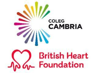 Cambria supporting British Heart Foundation Wales