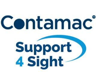 Contamac supporting Support 4 Sight