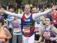 The Lord's Taverners - London Marathon