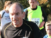 Andrew's 10K for £10K fundraiser for STEP