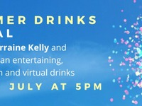 TRIC's Summer Drinks Go Virtual - EXCLUSIVE EVENT Featuring Lorraine Kelly & John Barrowman